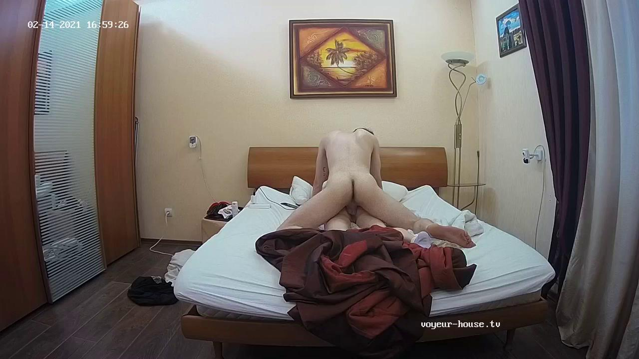 Joanna Jericho evening anal sex Feb 14 cam 2